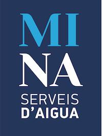 Mina serveis d'aigua Logo